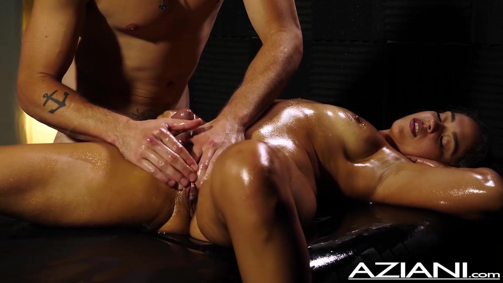 Foot Fetish Lesbian Massage