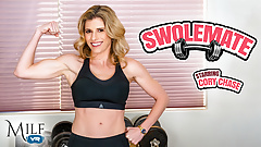 Cory Chase - MilfVR - Swolemate