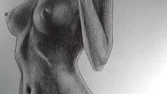Stepsister Nude Body Art
