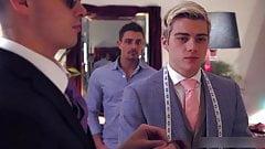 Blake Mitchell Bareback Carter Dane - The Tailor