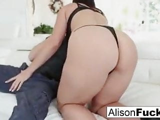 Sexy aisha tyler Sexy alison tyler takes on fat dick from bruce venture