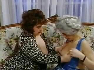 Man vintage swimsuit Two bbw skinny grannies fucked by a man vintage
