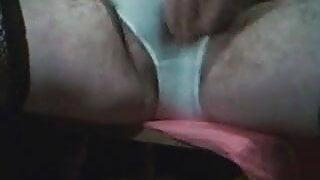 Cum inside MY panties