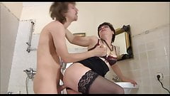 Mother fucked anal