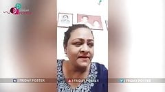 Shakeela Mallu Wants To Show Her Big Boob On Gupchup