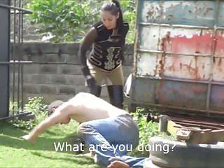 Gay work fetish Lazy working slave