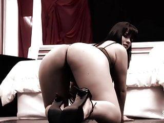 Hardcore ass videos Santa latina - hardcore ass fuck with colombian brunette