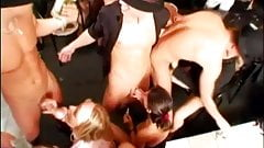Smoking Gangsters Fuck Orgy Part 3