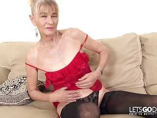 Mature granies in thongs Old grany fucking with a black guy