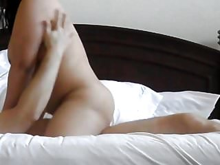 Daily asian sex video Asian wife riding the cock she craves for it daily