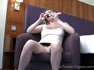 Video posting of live female orgasm on the internet - Hot multiorgasmic milfs masturbate solo and together