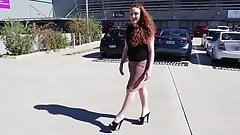 Высокие каблуки, 7-дюймовая Ticky!