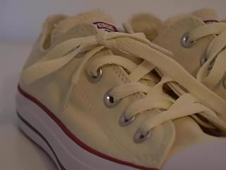 Brand hot look name new pre teen wear My sisters shoes: brand new converse beige i 4k