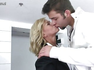 Bridget next door nude Mature mom fucks young boy next door