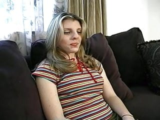 Prosper latex slides - Teen gets it in the wrong hole and it just slides in
