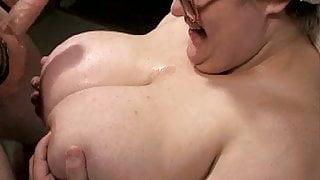 FRENCHPEE BBW GRANNY MADAME MAUDE - PEE SUCK HUGE TITS (02)