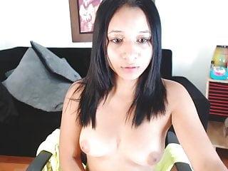 White bikini brown squares - Brown skin girl lap dancing and masturbate for you