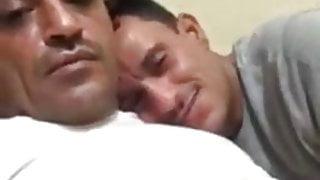 Pakistani stepson has sex with stepfather