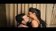 Ayati and Gaurav in Home alone