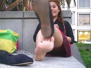 Asian stink badgers Super stink meaty soles