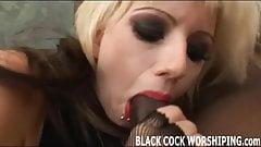 I need a big black cock to fuck
