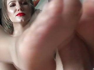 Feet fetish tgp Nylon panties upskirt feet fetish compilation dirty talk joi