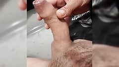 Dee telling me how much he wants my cock as i get rock hard