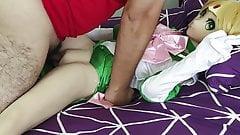 (143cm) Sailor Jupiter cosplay doll sex