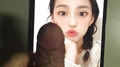 CLC Yeeun Cum Tribute 2