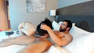 hot girl fucking ugly guys on cam