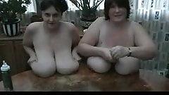bbw big tits  ( cows 16 )