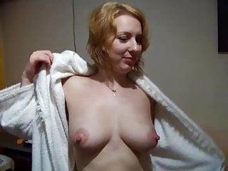 Stripping down porn A milf stripping down