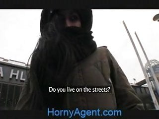 Homeless porn fuck story Hornyagent homeless girl gets fucked to pay for hotel