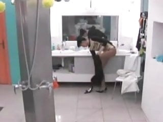 Big brother naked party Big brother naked bath
