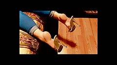 Juicy Wide Soles Shoe Dangle!