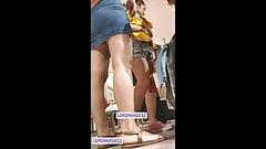 Upskirt 231 Miniskirt