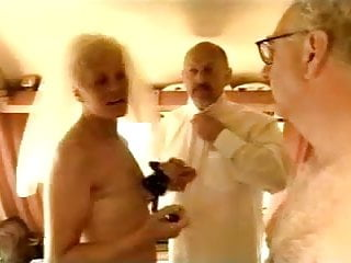Nudist camp tgp - Breast amputee bride in nudism camp 1
