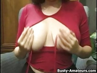 Kathryn thomas nude Busty kathryn strips and playing her titties