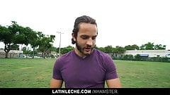 Latinleche - натуральный футбольный ебарь за плату