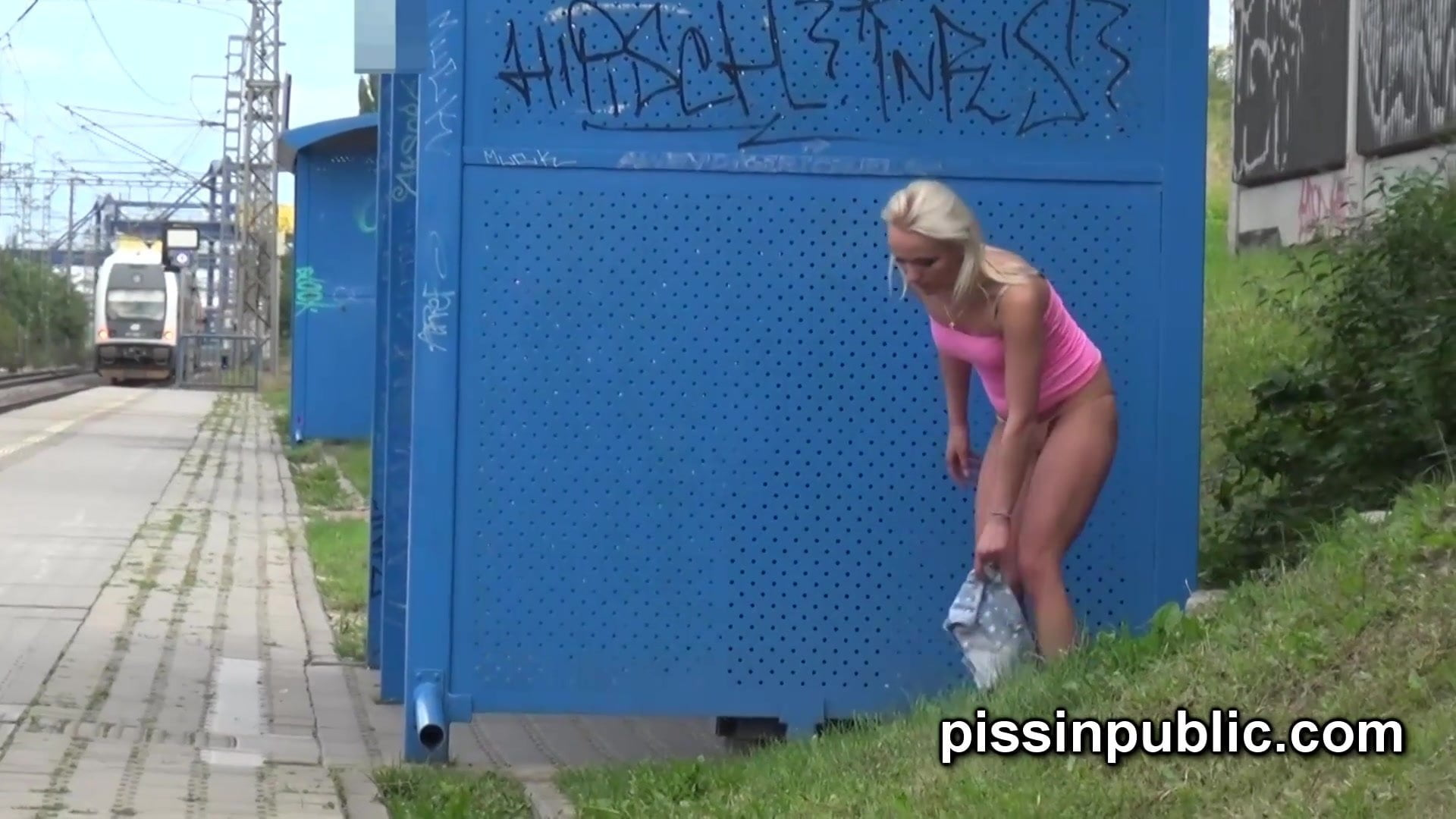 Pissing lesbians barbie sins and brittany bardot
