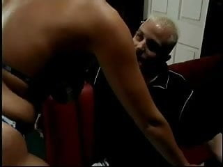 Lesbian wrestle with oil on spankwire - Wrestling and fucking oiled up big tit bitch