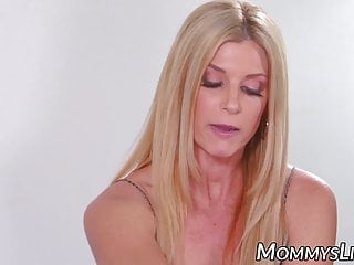 Blackmailed sex blackmailed - Milf blackmails hot stepdaughter into dyke sex with her
