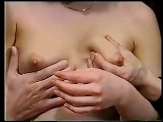 Hot young facials pics Hot young asian takes two cocks in her mouth on her knees then fucks