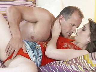 Shooting dildo - Mom after 69 stud shoots his hot cum inside hairy pussy