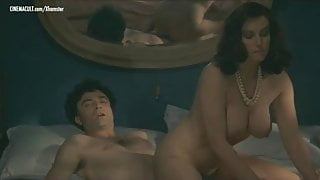 Stefania Sandrelli nude from La Chiave - The Key - New clips