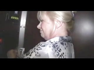 Breast divine peggy Peggys first time at the gloryhole