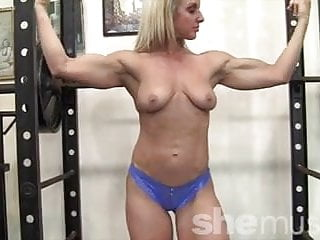 Asian body work wilmington de Mature blonde with killer body working out