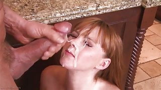 Non-stop Facial Compilation With Huge Loads