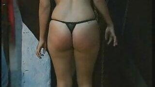 Latina spanking