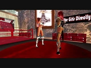 Karri turner naked - Nicky vs karri